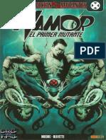 X-MEN V4 - Namor, El Primer Mutante 01