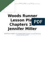 woods runner lesson plan ch1 3