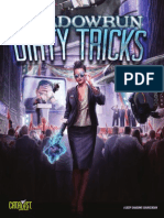 Shadowrun 4E - Dirty Tricks
