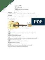 CAPÍTULO 1 - iniciação do violão