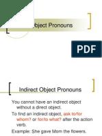 indirect object pronouns2