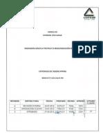 Criterio de diseño de cañerías