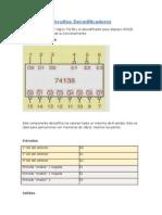 Circuitos Decodificadores