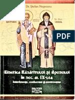 Biserica Rasaritului Si Apusului in Sec Al IX- Pr. Dr. Stefan Negreanu 2012