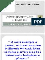 Conselho de Classe - Cópia
