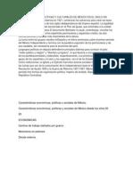 Caraccaracteristicas de sabe quieterísticas Políticas y Culturales de México en El Siglo Xix