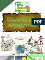 Educacion y Formación Ambiental 2013-I