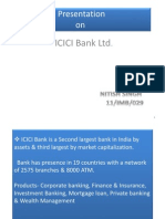 icici bank analysis
