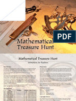 Treasure Hunt Primary