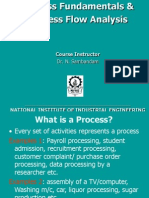 Process Fundamentals & Process Flow Analysis(2)
