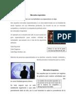 5 5 Mercados Especiales Reporte