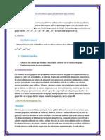 Analisis Sistematico de La 3º Division de Cationes