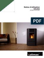 Notice Solida Max 1 Plus - 2013