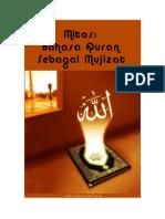 Mitos Bahasa Quran Sebagai Mujizat