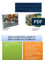 Estudio Comparativo Con España