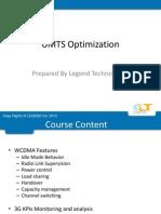 UMTS Optimization