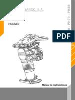 Apisonador ENAR PH60-70-80 - Operacion y mantenimiento (ES).PDF