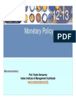 Monetary Policy - Slides