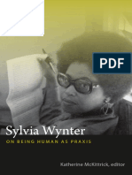 Sylvia Wynter Edited by Katherine McKittrick