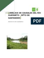Hidrológico - Proyecto Río Guayabito