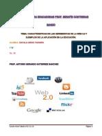 La web 2.0 y sus herramientas para la educación