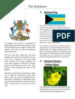 National symbols of Caribbean islands