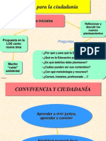 Educacion Para La Ciudadania