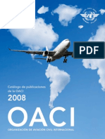 CATALAGO OACI - 2008