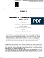 The Impact of Sustainability on Project Management'