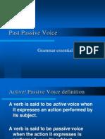 past passive voice