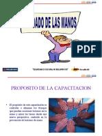 SSO - MANOS SEGURAS