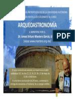 arqueoastronomia