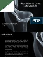 Caso Clinico HectorSolar y Desarrollo