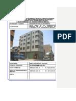 INFORME DE VALUACION DE EDIFICIO DE 5 PISOS CALLE BRASIL N-¦ 491
