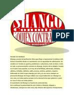 Patakì Historia de Shangò