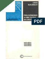 Hjelmslev 1975 Prolego Menos a Uma Teoria Da Linguagem