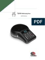 Phoenix Spider MT502 User Manual