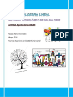 UNIDAD 2 MATRICES Y DETERMINANTES
