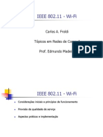 Wi-Fi – IEEE 802.11