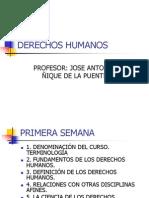 Derechos Humanos 1-25
