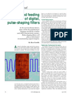Shaping Filter Design