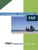 Produtividade - Metodologia CREPE - Hamilton Salem