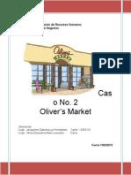 Caso 2. Oliver's Market