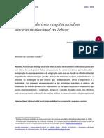 Empreendedorismo e capital social