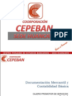 Documentación Mercantil y Contabilidad Basica Sesión 1