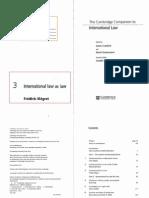 17cop.mÉgrET,Frédric.internacional Law as Law,P.64.92