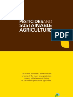 Pesticides and Sustainable Agriculture