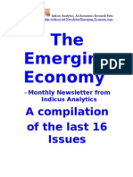Emerging Economy Indicus Analytics - A Compilation