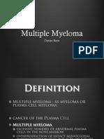 Multiple Myeloma Dimas
