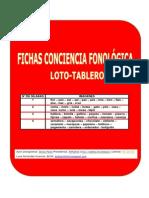 Cuadernillo Actividades Conciencia Fonológica